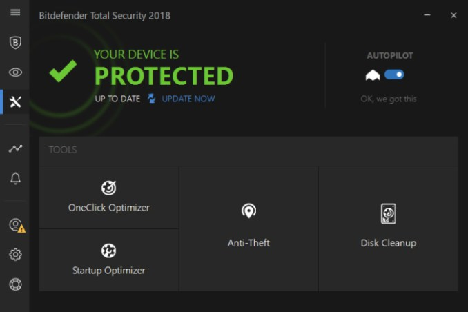 Bitdefender Total Security 2018 activation code full version