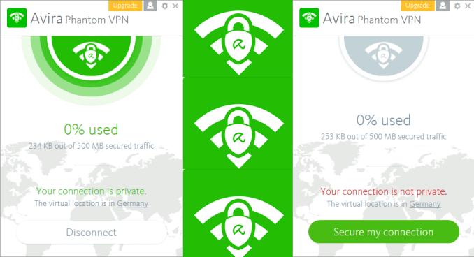 Avira Free Phantom VPN 2.14 registration key Full Free