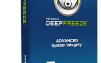 Deep Freeze Standard crack incl serial key Download