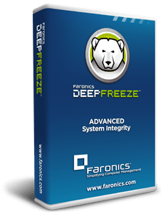Deep Freeze Standard Crack Full Version