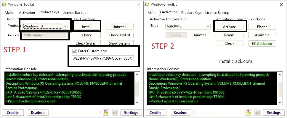 ms office 2007 activation toolkit