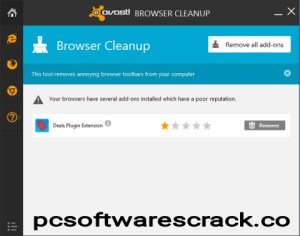 Avast Browser Cleanup Crack