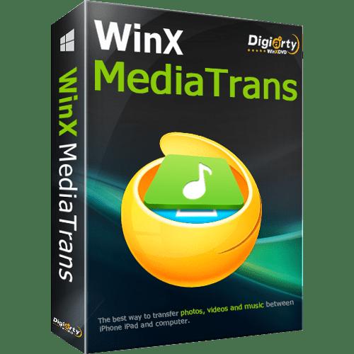 WinX MediaTrans Crack