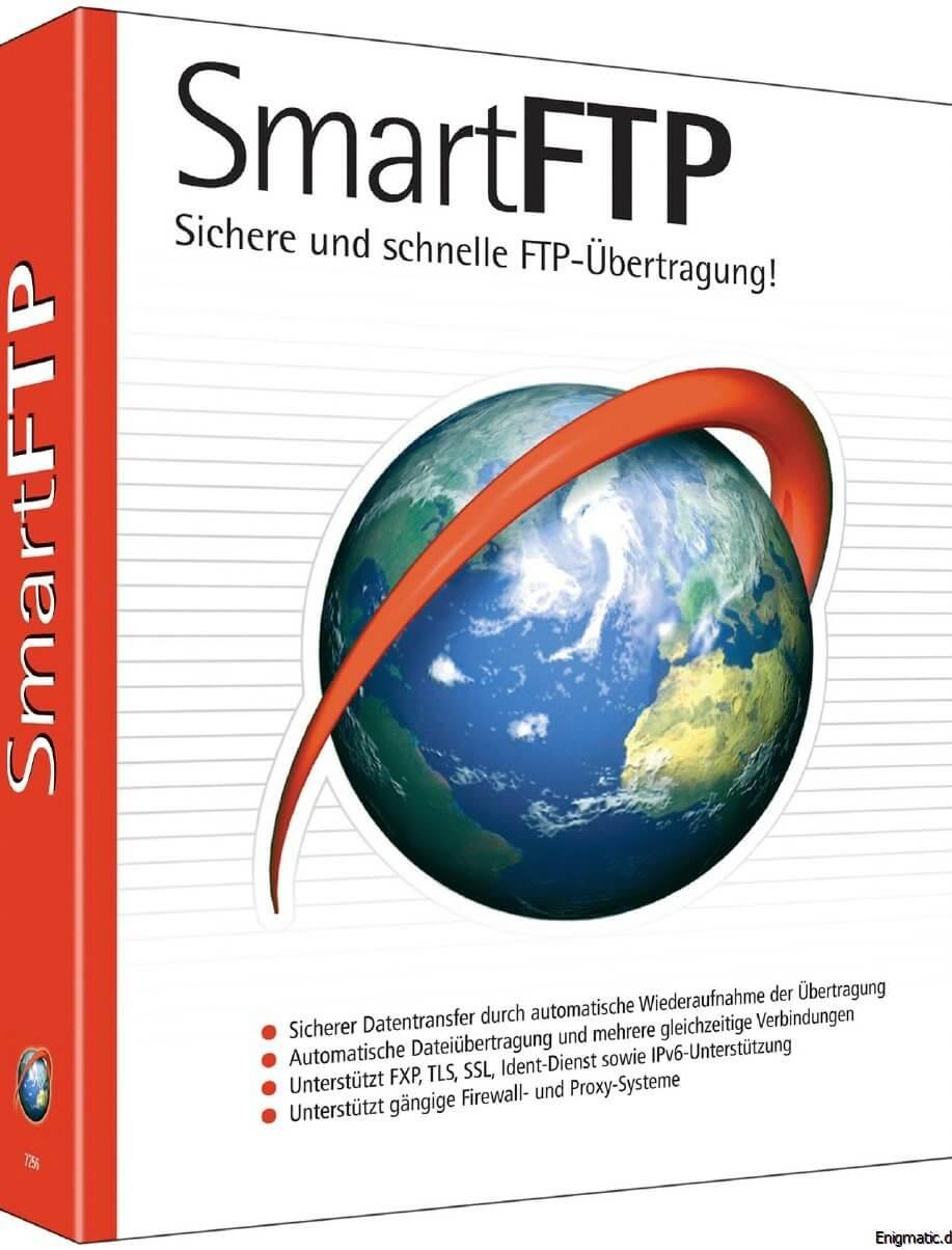 SmartFTP Enterprise Crack