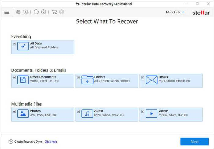 Stellar Data Recovery Pro Crack Full With Activation Key Download 2021