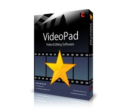NCH VideoPad Video Editor free download