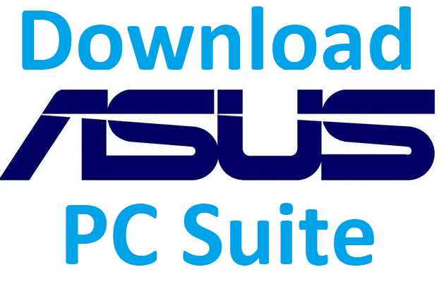 Asus Zenfone PC Suite