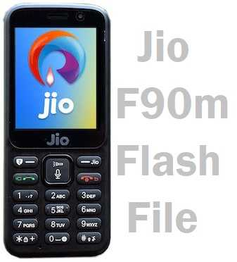 LYF Jio F90m Flash File 100% Tasted Download | PC Suite