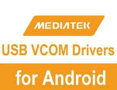 MTK USB VCOM Driver Free Download for Windows 7 8 10
