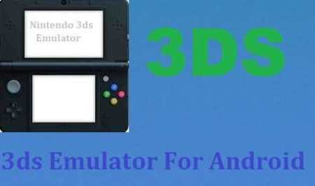 Nintendo 3ds Emulator For Android APK Free Download
