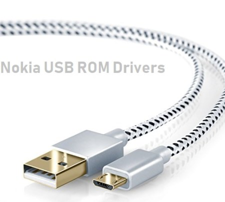 Nokia USB ROM Drivers For WIndows Free Download