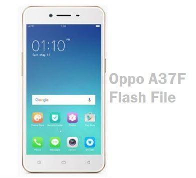 Oppo A37F Flash File Official Firmware Download | PC Suite