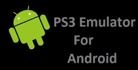 A main image of PS3 emulator for Android