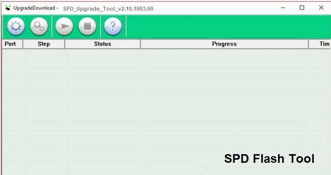 SPD Flash Tool Without Box