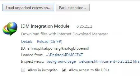 IDMGCEXT.CRX Download IDM Extension For Chrome