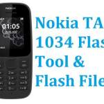 Nokia TA 1034 Flash Tool Free Download
