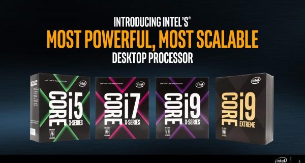intel core x cpu skylake x and kaby lake x x299 hedt platform launch cpus