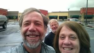 Rick, Susan and Todd
