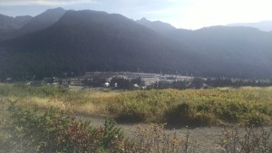 Approaching Snoqualmie