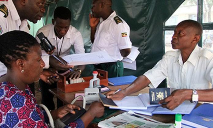 Passport Application in Uganda