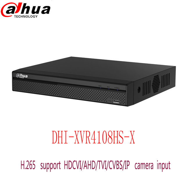 XVR4108HS-X (WITHOUT HDD )