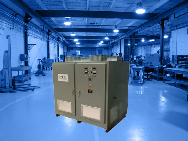 900KW battery charger for defense industry