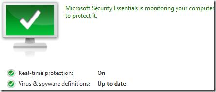 best free antivirus for windows 7 microsoft essentials
