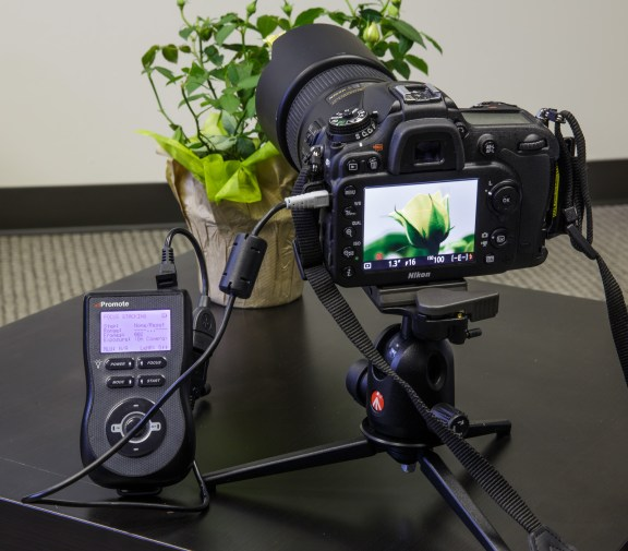 Promote Control & Nikon D7200 setup