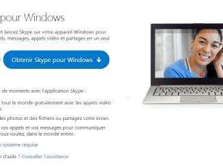 installer Skype,l'ordinateur,