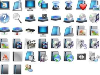 icône,disque, lecteur flash,Windows
