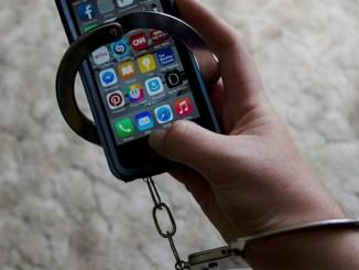 téléphone, cerveau, dépendance au cellulaire