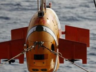 le drone, drone, drone sous-marin, sous-marin, sous-marin