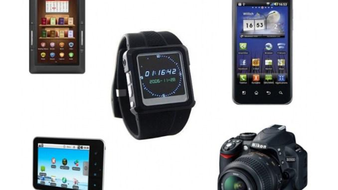 technologiew moderne, nouvelles gadgets