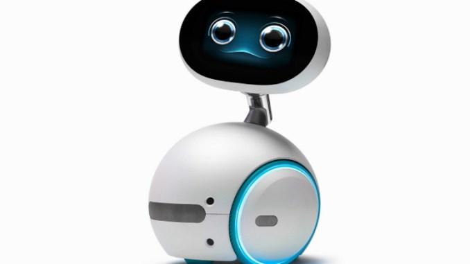 robot intelligent, Zenbo robot, intelligence artificielle, Asus,