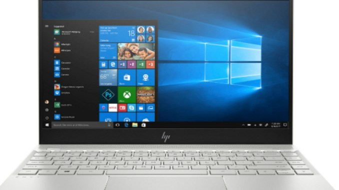 ordinateur portable, l'ordinateur portable le plus mince, HP, portable, laptop