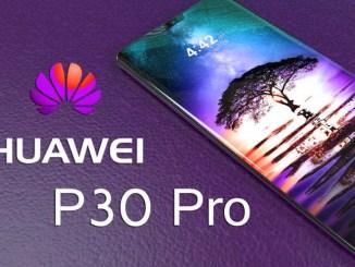 Huawei P30, les smartphones du 2019