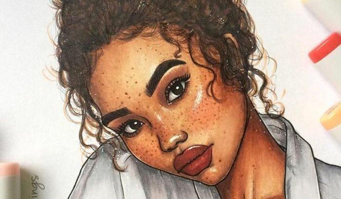 Joli Dessin Pour Fille Dessin De Fille Facile Fille A Dessiner Chouette Chemise Art Maquillage Archzinefr Pctr Up