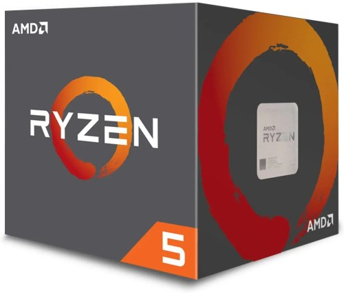 AMD Ryzen 5 2600 CPU