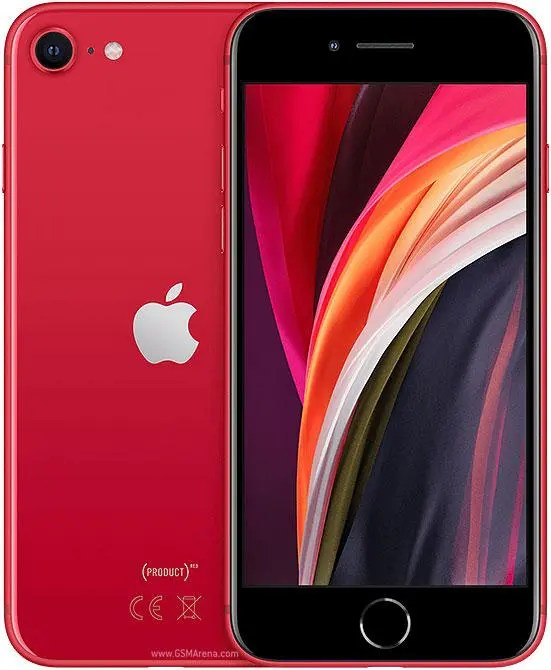 Apple iPhone SE 128 GB Red Unlocked (MXCY2VC/A)