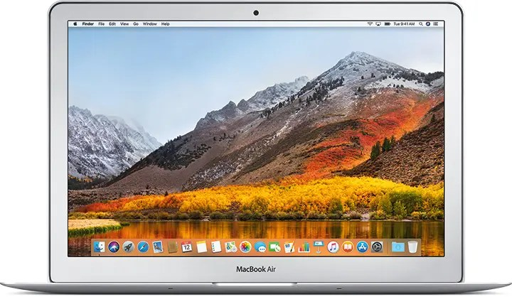 "Apple MacBook Air A1466 (13"", 2017)"
