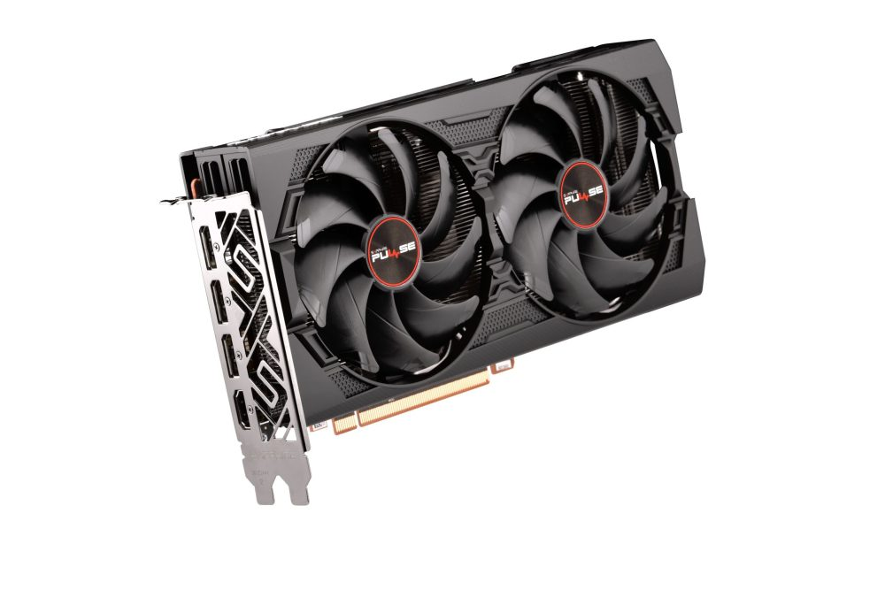SAPPHIRE PULSE Radeon RX 5500 XT Graphics Card (11295-01-20G)