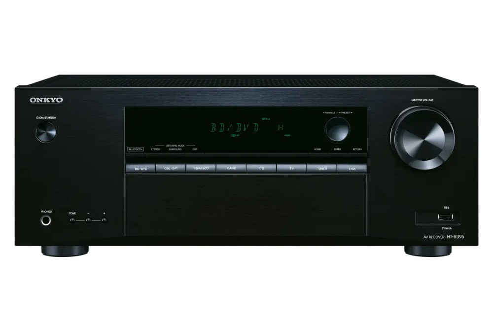 Onkyo HT-S3800 5.1-Channel Home Theatre Receiver/Speaker Package