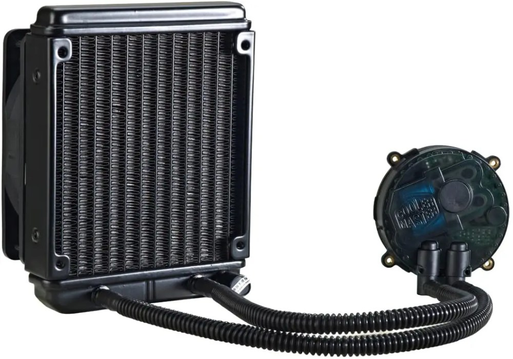 Cooler Master Seidon 120M All-In-One CPU Liquid Cooler (RL-S12M-24PK-R1)