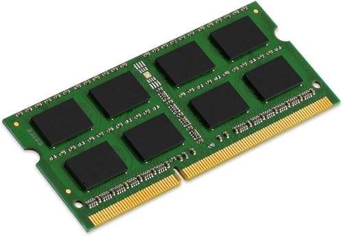 Kingston 8 GB DDR3 1600 MHz SO-DIMM 204-Pin Memory Module (KCP316SD8/8)