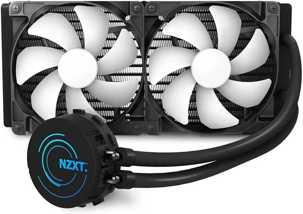 NZXT Kraken X61 280 mm All-in-One Liquid CPU Cooler/Water Cooling System