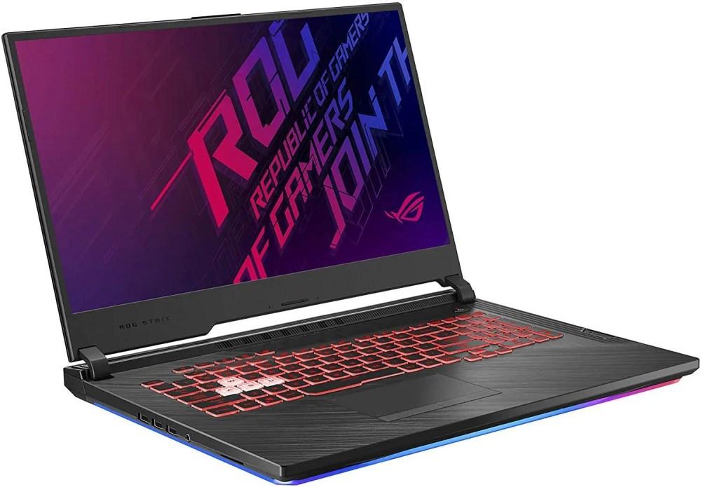 """ASUS ROG STRIX G 17.3"""" Gaming Laptop (GL731GT-RB71-CB)"""