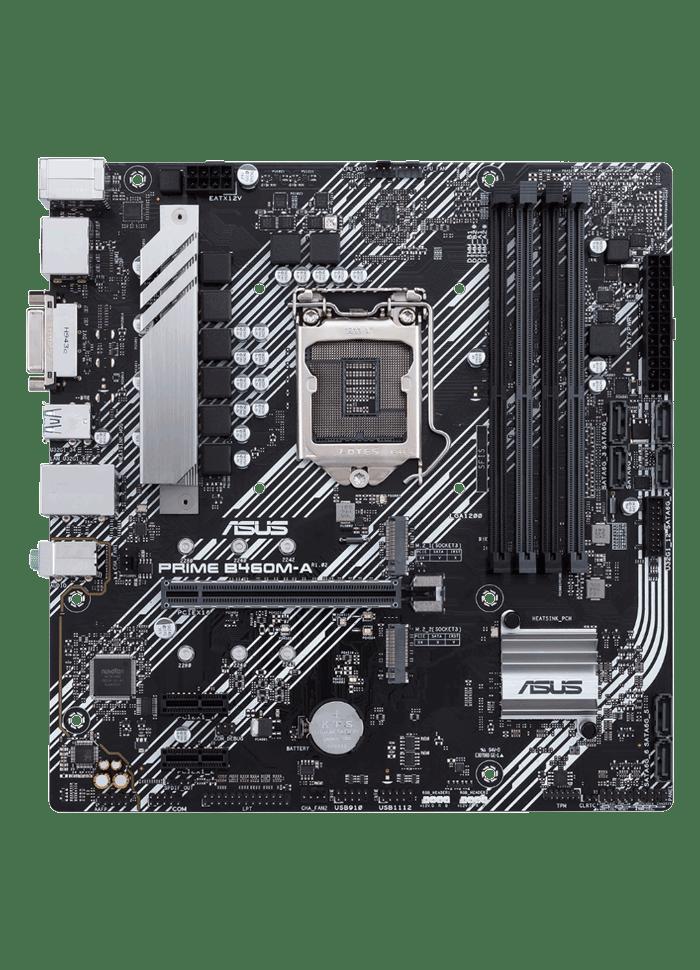 ASUS PRIME B460M-A Motherboard