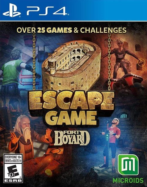 Escape Game: Fort Boyard for PS4