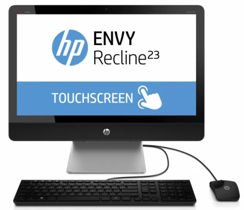 "HP ENVY Recline 23-k009c 23"" TouchSmart All-in-One Desktop PC"