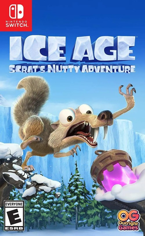 Ice Age: Scrat's Nutty Adventure for Nintendo Switch